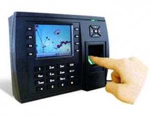Биометрические системы для контроля рабочего времени