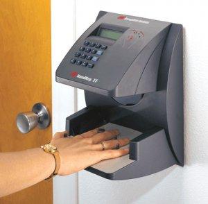 Особенности использования геометрии рук в биометрии