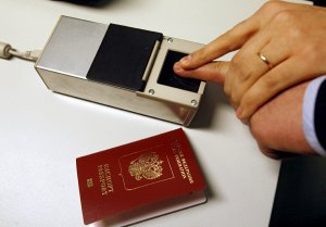 Особенности использования биометрического паспорта