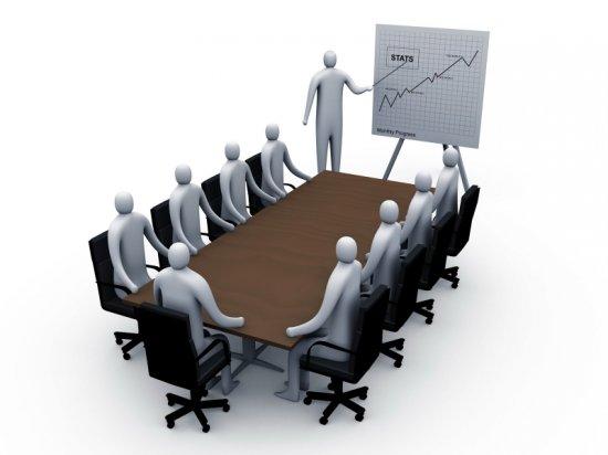 Как правильно провести совещание